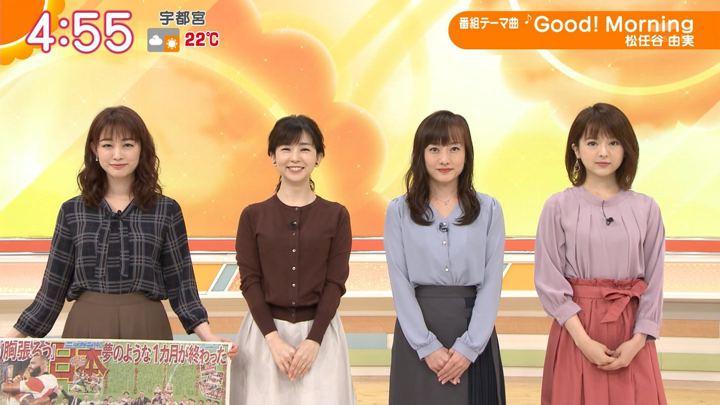 2019年10月21日福田成美の画像01枚目