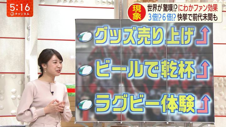 2019年10月21日林美沙希の画像03枚目