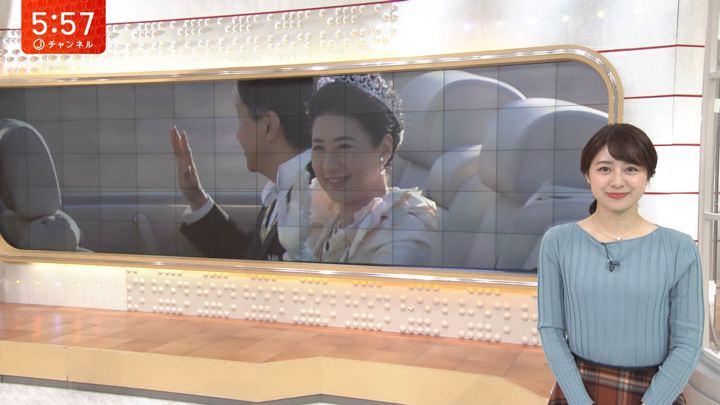 2019年11月11日林美沙希の画像13枚目