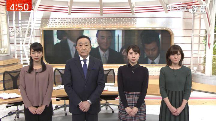 2019年11月29日林美沙希の画像01枚目