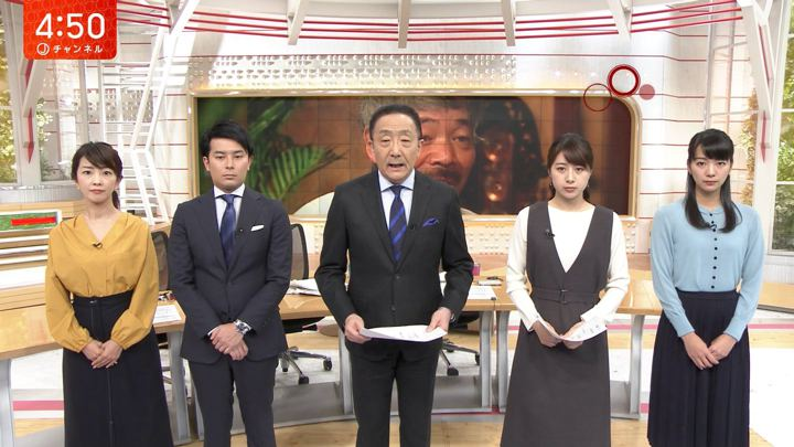 2019年12月09日林美沙希の画像01枚目