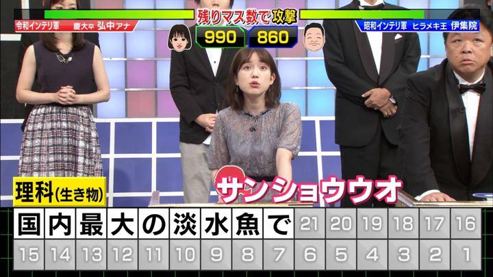 2019年10月21日弘中綾香の画像12枚目