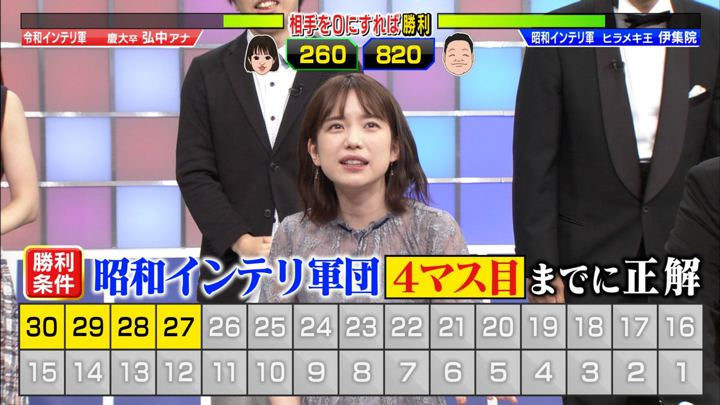 2019年10月21日弘中綾香の画像14枚目