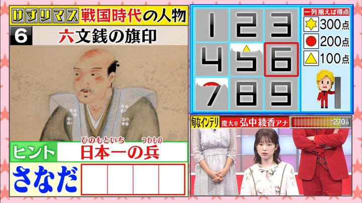 2020年01月20日弘中綾香の画像03枚目