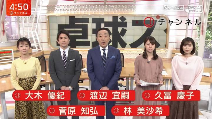 2020年03月03日久冨慶子の画像01枚目