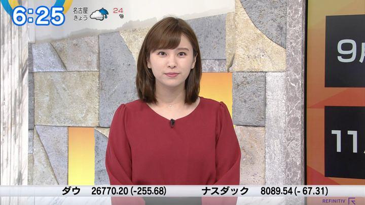 2019年10月21日角谷暁子の画像11枚目