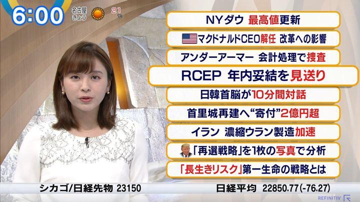 2019年11月05日角谷暁子の画像03枚目