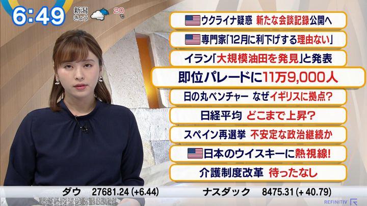 2019年11月11日角谷暁子の画像12枚目