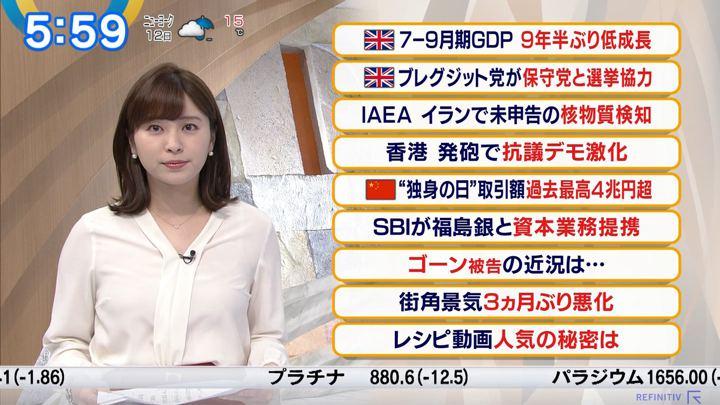 2019年11月12日角谷暁子の画像03枚目
