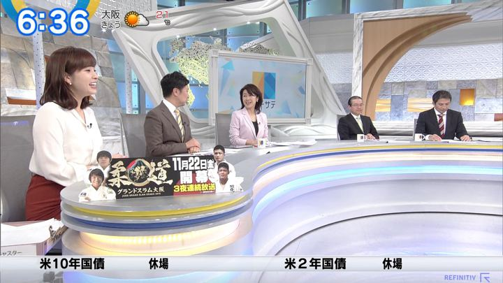 2019年11月12日角谷暁子の画像12枚目