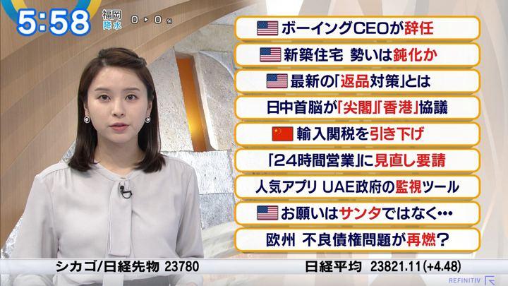 2019年12月24日角谷暁子の画像03枚目