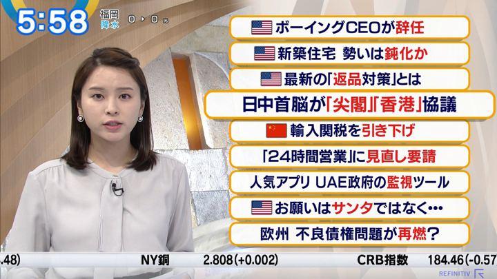2019年12月24日角谷暁子の画像04枚目