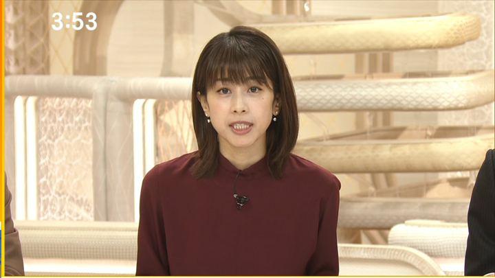 2019年10月25日加藤綾子の画像02枚目