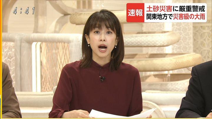 2019年10月25日加藤綾子の画像11枚目