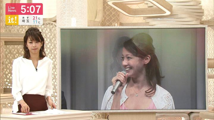 2019年11月18日加藤綾子の画像09枚目