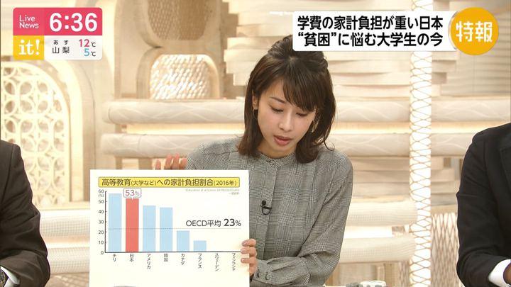 2019年11月21日加藤綾子の画像18枚目