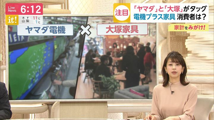 2019年12月12日加藤綾子の画像20枚目