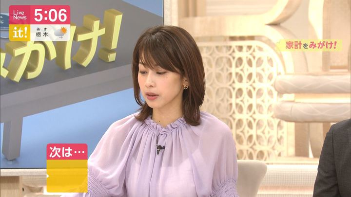 2019年12月17日加藤綾子の画像10枚目