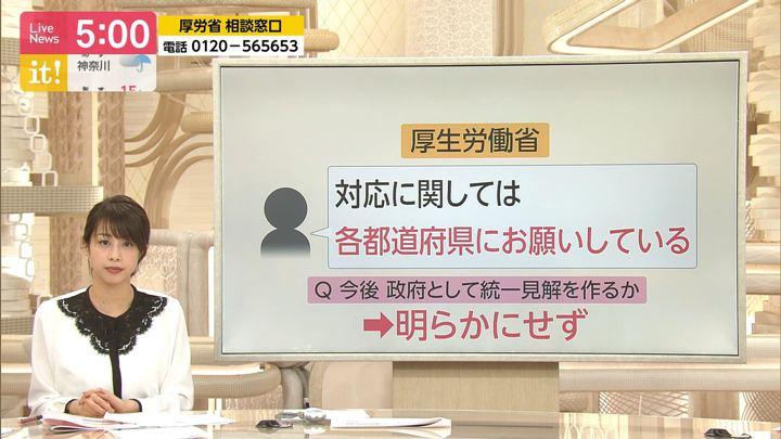 2020年02月21日加藤綾子の画像07枚目