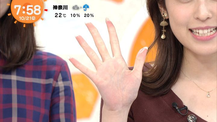 2019年10月21日久慈暁子の画像16枚目