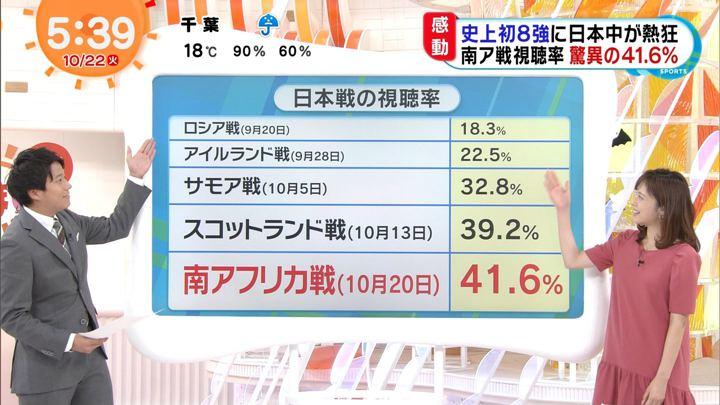 2019年10月22日久慈暁子の画像02枚目