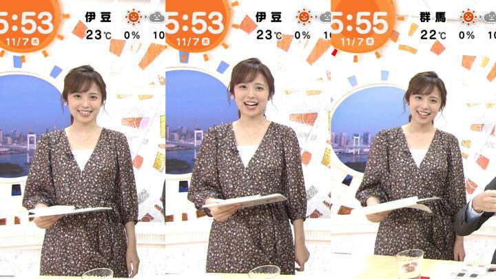 2019年11月07日久慈暁子の画像04枚目