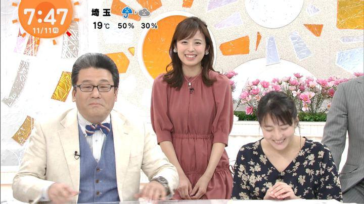 2019年11月11日久慈暁子の画像15枚目