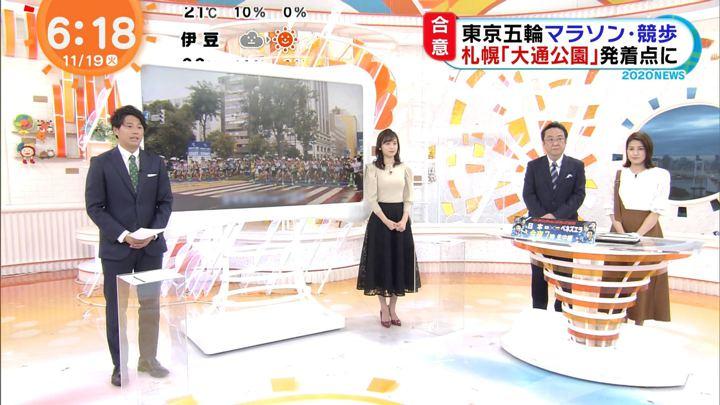 2019年11月19日久慈暁子の画像09枚目