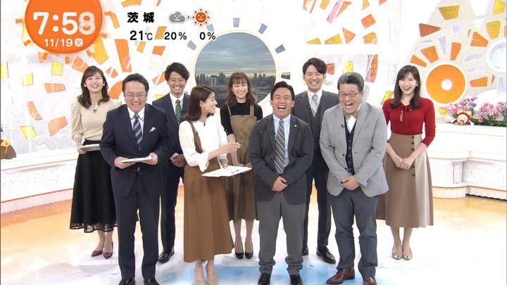 2019年11月19日久慈暁子の画像17枚目