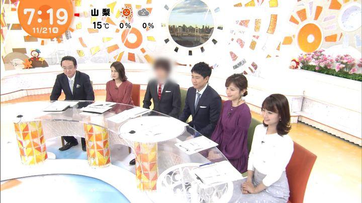 2019年11月21日久慈暁子の画像09枚目