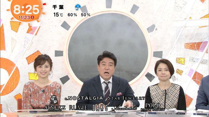 2019年11月23日久慈暁子の画像14枚目