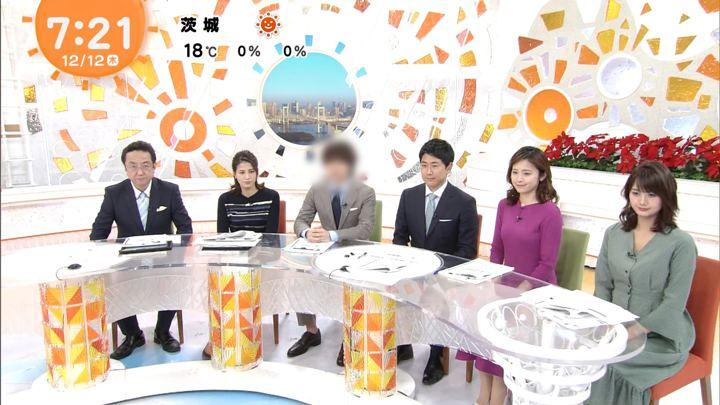 2019年12月12日久慈暁子の画像13枚目