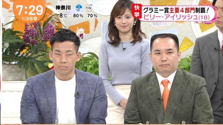 2020年01月28日久慈暁子の画像12枚目