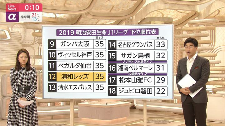 2019年10月29日三田友梨佳の画像22枚目
