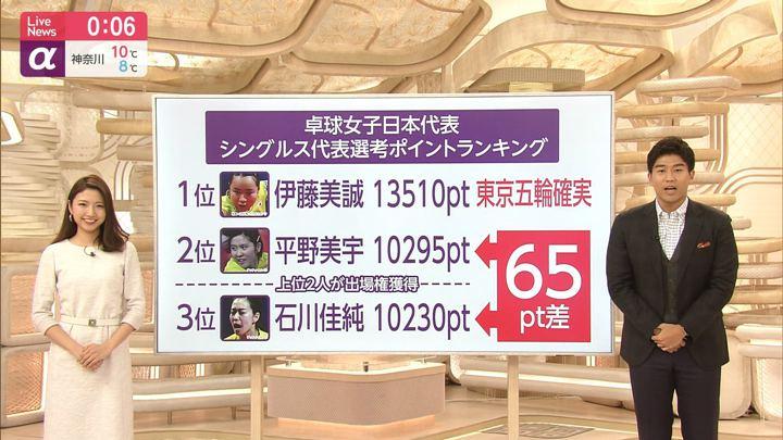 2019年11月21日三田友梨佳の画像23枚目