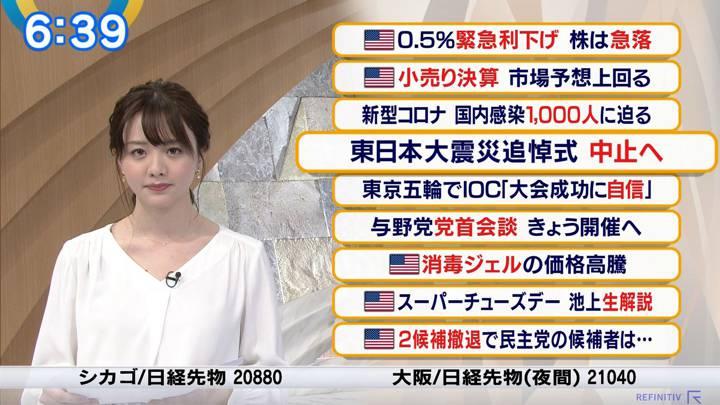2020年03月04日森香澄の画像13枚目