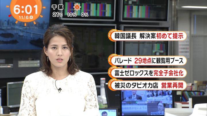 2019年11月06日永島優美の画像07枚目
