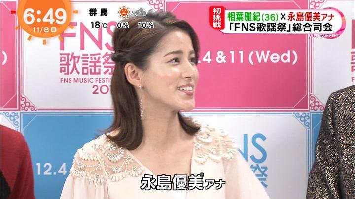 2019年11月08日永島優美の画像13枚目