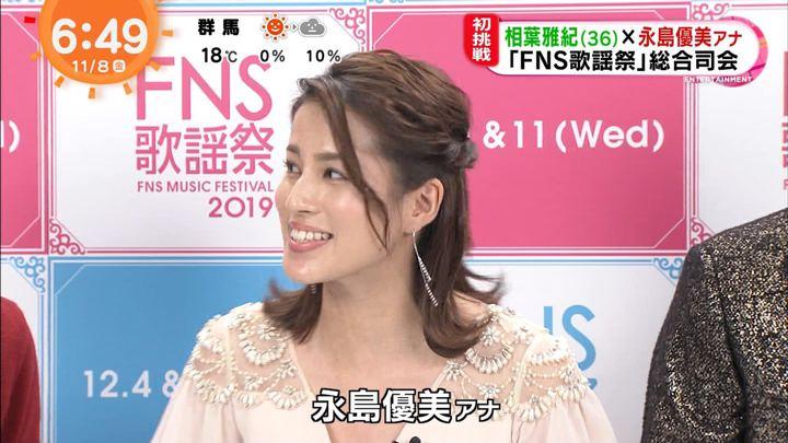 2019年11月08日永島優美の画像14枚目