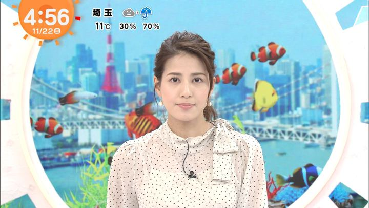 2019年11月22日永島優美の画像01枚目