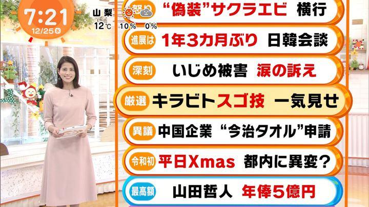 2019年12月25日永島優美の画像13枚目