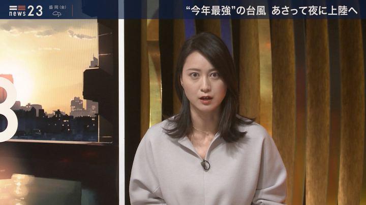 2019年10月10日小川彩佳の画像05枚目