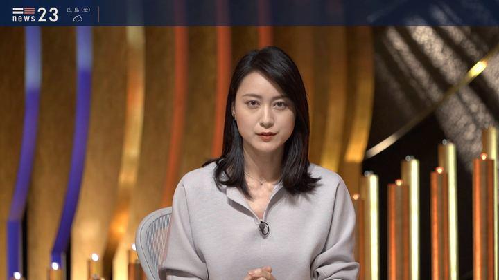 2019年10月10日小川彩佳の画像11枚目