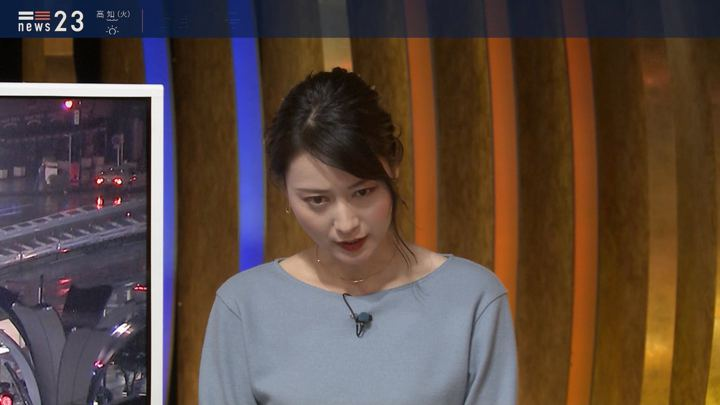 2019年10月21日小川彩佳の画像05枚目