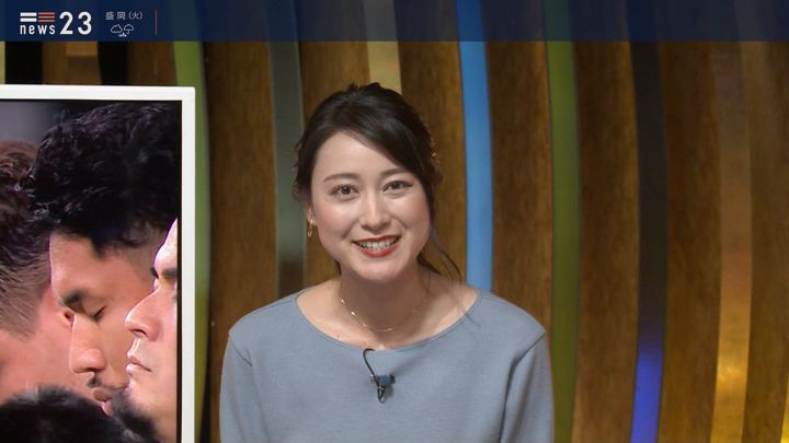 2019年10月21日小川彩佳の画像08枚目