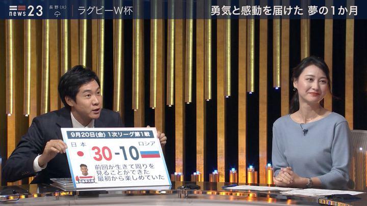 2019年10月21日小川彩佳の画像09枚目