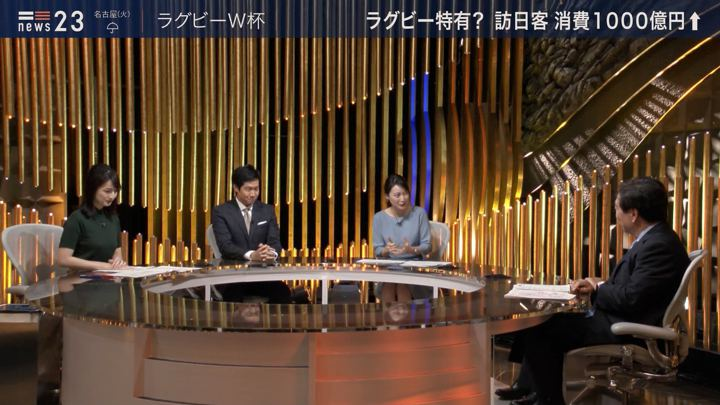 2019年10月21日小川彩佳の画像12枚目