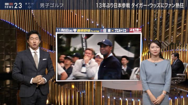 2019年10月21日小川彩佳の画像19枚目