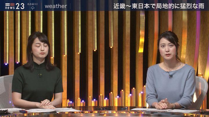 2019年10月21日小川彩佳の画像20枚目