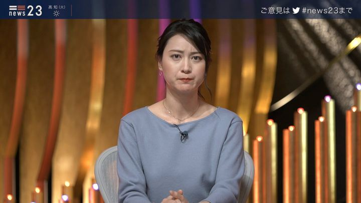 2019年10月21日小川彩佳の画像21枚目